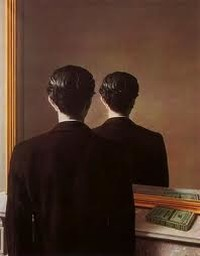 Uomo di spalle (Magritte)