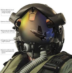 pilota F-35