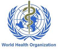 Logo dell'Organizzazione Mondiale della Salute (WHO)