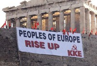 People of Europe rise up (Atene)