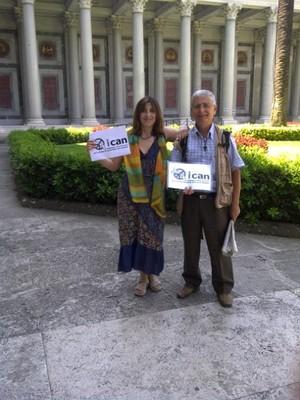 Lidia Giannotti e Paolo Moro