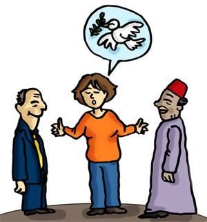 Traduttori per la pace, operatori di dialogo