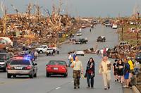 Un rapporto tra cambiamenti climatici e i tornado di Joplin? Niente affatto
