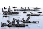 armi galleggianti