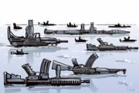 Armi leggere: esportazioni un freno alla democrazia