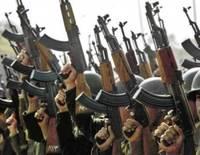 AK47 soldati