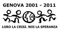 genova 2001 loro la crisi noi la speranza