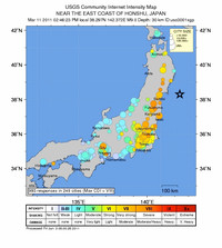 PRELIMINARY EVALUATIONS of the ACCIDENTS at FUKUSHIMA