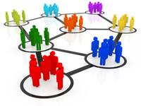 Network, la comunicazione orizzontale