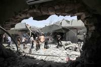 Colpire deliberatamente il palazzo di Gheddafi per ucciderlo o per indurlo alla resa è un atto di terrorismo internazionale