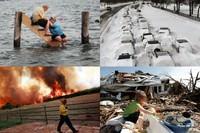i 4 grandi fenomeni meteorologici che hanno colpito gli Stati Uniti in quest'anno