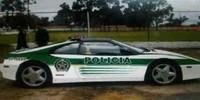 Una Ferrari di proprietà del narcotrafficante ' Rasguño ' diventerà una pattuglia della polizia