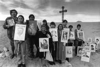 Famigliari dei desaparecidos