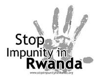 Piattaforma Basta impunitá in Rwanda