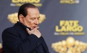 Silvio Berlusconi ad Atreju