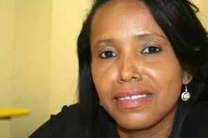 Edna Guzmán (Foto Rel-UITA)