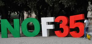 NO F35 JSF