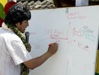 La strada della discordia in Bolivia: sincere, meschine e grandi opposizioni