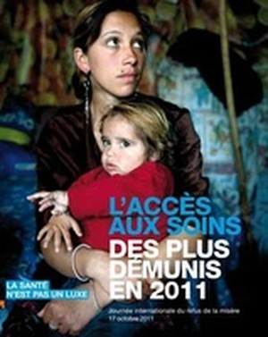 L'acces aux soins des plus demunis. 2011