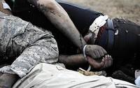 Esecuzioni sommarie di soldati a Sirte :  Fedeli di Gheddafi o guerrieri del CNT?