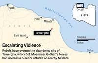 """Genocidio nella """"nuova"""" Libia"""