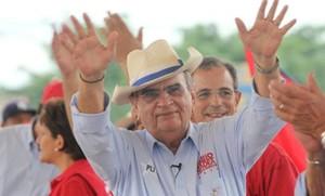 Fabio Gadea ed Eduardo Montealegre (Foto cortesia Alianza PLI)