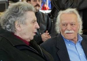 Mikis Theodorakis & Glezos Manolis