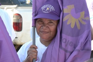 Donne a Managua (Foto G. Trucchi)