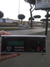 Abbiamo misurato gli Ipa nell'aria di Roma