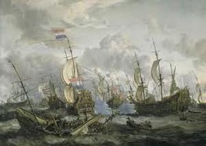 Galeoni spagnoli del '600