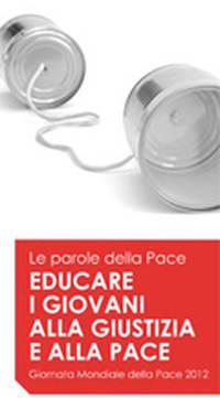 """Caritas di Roma: """"Le Parole della Pace"""""""