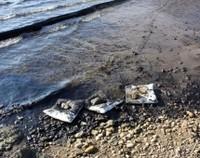 """Taranto, problemi ad un mercantile: """"Quindici tonnellate di carburante nel Mar Grande"""