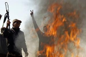 Libia contrasti di fuoco