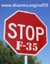"""Da oggi il tuo NO agli F-35 """"dillo ai Parlamentari"""""""