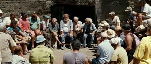 """Dal film """"Terraferma"""" (2011): decisioni, a Lampedusa, la vita o la legge ..."""