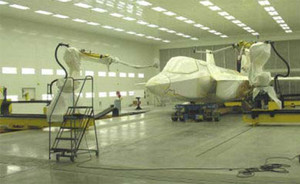 verniciatura F-35