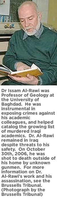 Istruzione: Università in Iraq e negli Stati Uniti