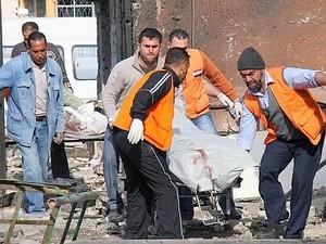 Siria - attentato Damasco