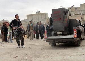 gruppi armati dell'opposizione siriana