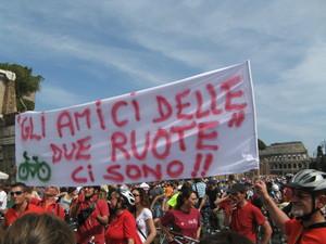 Roma, Salvaciclisti