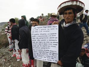 Proteste contro le miniere.jpg