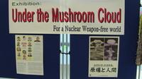 "Vienna, NPT PrepCom 2012. ""Under the Mushroom Cloud"", la mostra allestita da Gensuikyo"