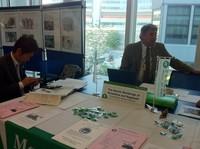 "Vienna, NPT PrepCom 2012 - Il tavolo dei ""Mayors for Peace"""