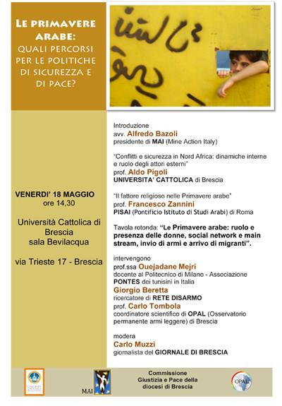 Convegno Brescia 2012