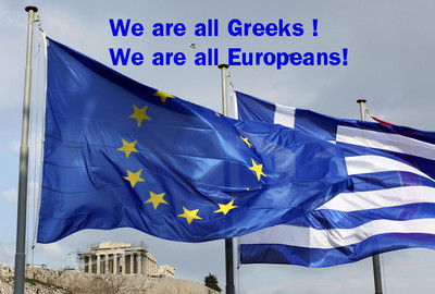 we are all greeks we are all europeans