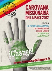 Carovana Missionaria della pace 2012