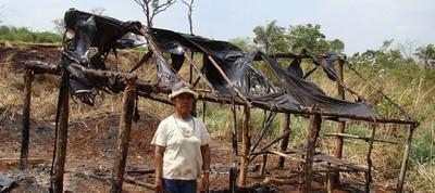 Indigeni Guarani, desplazados
