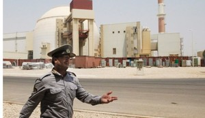 Bushehr Nuclear plant, Iran