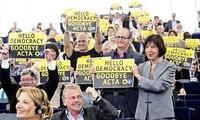European Democracy: Il Parlamento europeo ha respinto il trattato ACTA
