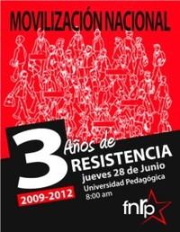 Volantino mobilitazione 28 giugno 2012